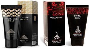 Manfaat Titan Gel — ulasan dan komposisi
