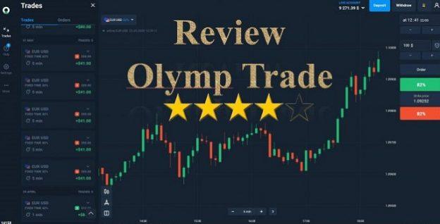 Review Olymp Trade — Olymp Trade adalah platform broker perdagangan online yang sangat dikenal masyarakat Indonesia